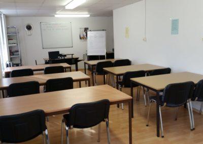 Unterrichtsraum Bad Lobenstein
